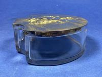 Victorian French Box With A Cherub To the top of the lid. (14 of 19)