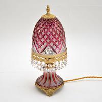 Bohemian Crystal Table Lamp (4 of 7)