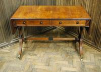 Antique Regency Sofa Table (3 of 8)
