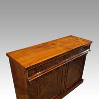 Victorian Burr Walnut Chiffonier Sideboard (2 of 9)