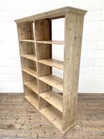 Large Vintage Pine Display Shelves (10 of 11)