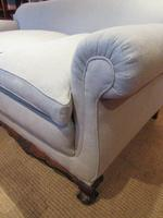 Top Quality Antique Walnut Three Seater Settee (5 of 10)