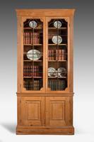 George III Period Pine Bookcase (4 of 6)