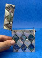 Victorian Mother of Pearl & Abalone Card Case (11 of 11)