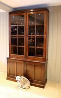 Large London Plane Cabinet Bookcase (5 of 8)