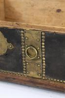 Antique Spanish Chest Dated 1832 for Restoration (17 of 17)