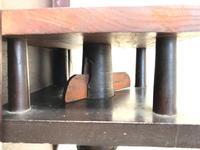 Antique Mahogany Tilt Top Table (4 of 9)