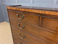 Georgian Mahogany Double Sided Tambour Roll Top Desk (25 of 26)