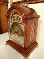 Ting-Tang, W&H  Mahogany Mantel / Bracket Clock (3 of 8)