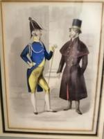 Set of Four Fine Prints by Joseph Couts - The Tailors Cutting Room (10 of 15)