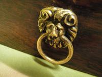 Regency Style Inlaid Rosewood Jewellery – Table Box c.1830 (7 of 11)