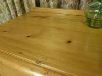 Small Edwardian Pine Chest of Drawers Stripped & Bees-waxed (2 of 9)