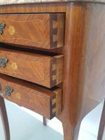Beautiful Kingwood Bedside Cabinets with Marble Tops (7 of 7)