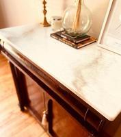 Antique Sideboard / Mahogany Antique Chiffonnier / Cupboard (3 of 7)