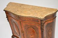 Antique French Marble Top Ormolu Mounted Cabinet (8 of 12)