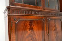Pair of Antique Georgian Style Mahogany Bookcases (6 of 11)
