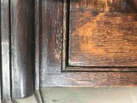 Antique 19th Century Oak Corner Cupboard (2 of 11)