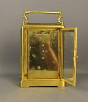 Fine English Fusee Carriage Clock (5 of 12)