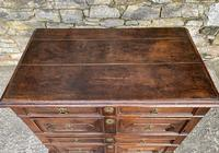 17th Century Oak Two Part Chest of Drawers (7 of 20)