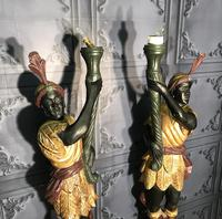 Pair of Blackamoor Figures (6 of 18)