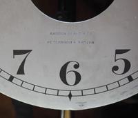 Fine Antique Bulle Electric Mantel Clock – Mahogany & Satinwood Case Mantle Clock (5 of 9)