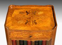 Pair of Late 19th Century Kingwood & Marquetry Night Cabinets (5 of 5)