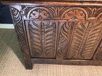 18th Century Oak Coffer (12 of 13)