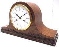 Good Napoleon Hat Shaped Mantel Clock – Striking 8-day Mantle Clock (6 of 11)