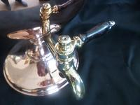 Victorian Samovar / Tea Urn in Copper with Brass Handles professionally polished recently (6 of 6)