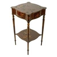 Early 20th Century Chinoiserie Style Table (6 of 8)