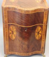 19th Century Inlaid Knife Box (3 of 4)