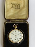 1907 Waltham Vanguard Railroad Grade Pocket Watch (2 of 5)