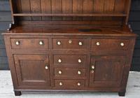 Beautiful 18th Century Georgian Oak Dresser/ Sideboard c.1770 (2 of 14)