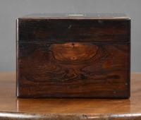 19th Century Rosewood Dressing / Jewellery Box (3 of 13)