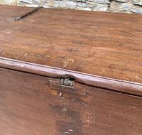 Large Antique Anglo Indian Trunk (12 of 26)