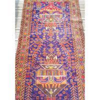 2.8m Long Antique Persian Runner Rug (4 of 10)
