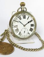 Antique Elsinore Pocket Watch, General Watch Co (5 of 5)