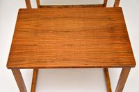 Original Art Deco Figured Walnut Nest of Tables (11 of 11)