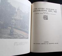 1925 Decorative Art. The Studio Year Book BY C. Geoffrey Holme & Shirley B. Wainwright (2 of 5)