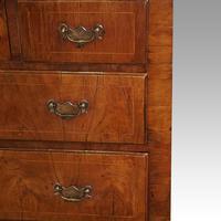 George III Walnut Norfolk chest (11 of 13)