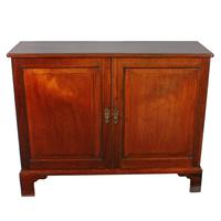 Georgian Mahogany Side Cabinet (7 of 8)