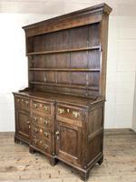 Antique 19th Century Oak Kitchen Dresser (7 of 9)