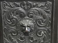 Victorian Oak Linen Chest (3 of 17)