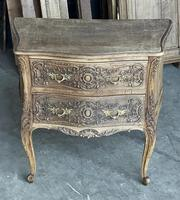 Stylish French Bleached Oak Commode Chest (3 of 20)