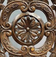 17th Century High Back Armchair (14 of 14)