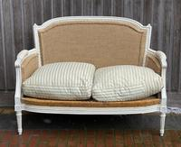 French 3 Piece Bergere Suite (3 of 26)