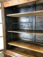 19th Century Oak Two Stage Bookcase (4 of 11)