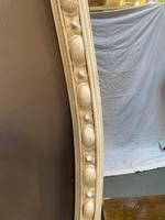 Large 19th Century Painted Overmantle Mirror (7 of 10)