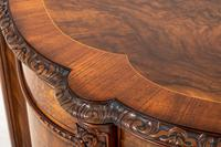 Stunning Burr Walnut Cabinet (4 of 11)