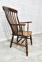 Windsor Lath Back Armchair (3 of 6)